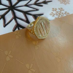 Chloe + Isabel Honeycomb ring. Size 7.
